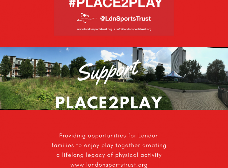 Place2Play bringing families together outside