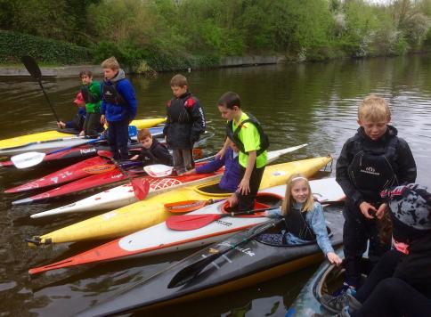 Three Bridges/Havelock Canoeing Sessions