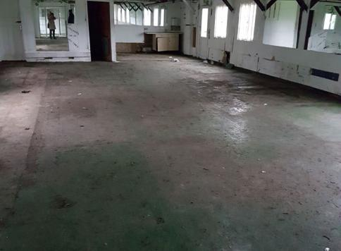 Hooks Amateur Boxing Club Re-Location and Refurbishment