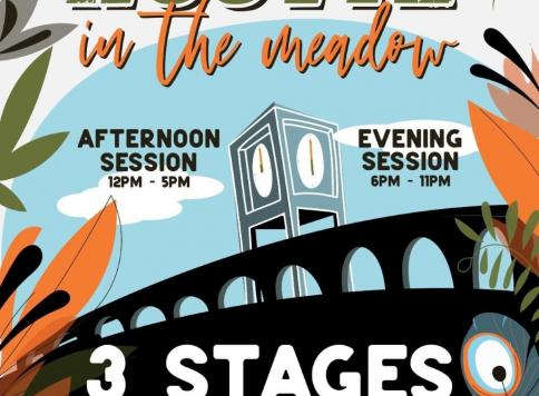 Hootie in the Meadow - One day music festival in Hanwell