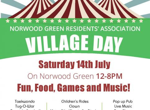 Norood Green Village Day