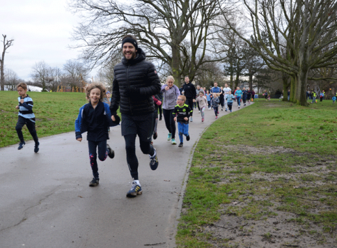 Acton junior parkrun