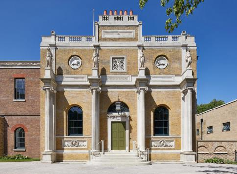 © Andy Stagg- Pitzhanger Manor & Gallery