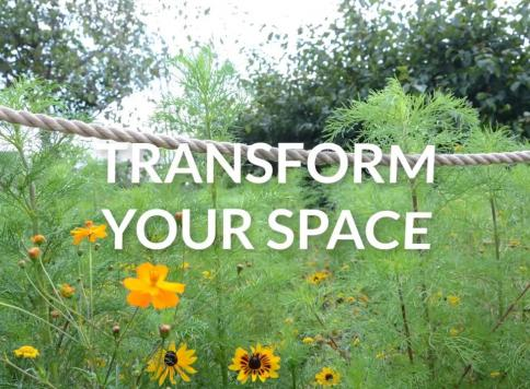 Friars Gardens - Transform Your Space project